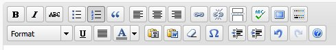 Edit Window Icons