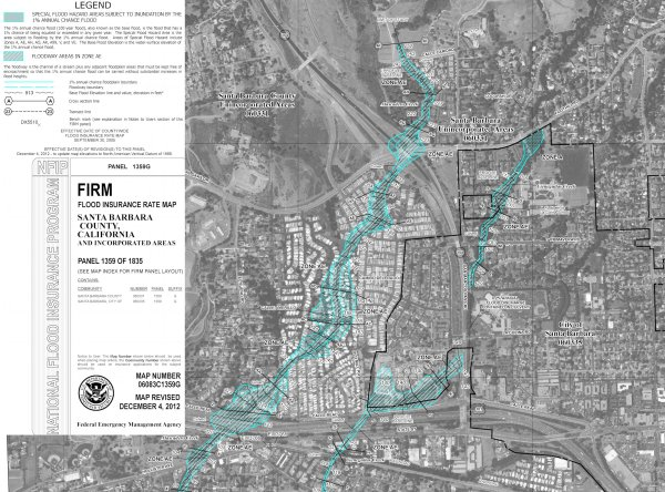 FEMA Flood Map (edited)