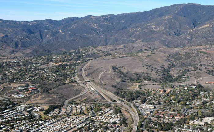 Image 4265 San Vicente to North